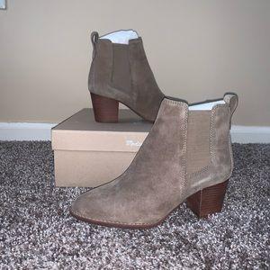 🎀 NWT Madewell Regan Boots 🎀